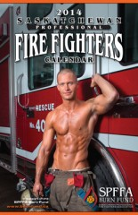 saskatchewan male firefighter calendar on fire critic
