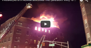 passaic nj apartment fire